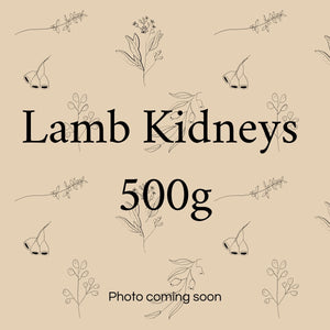 Lamb Kidneys 500g