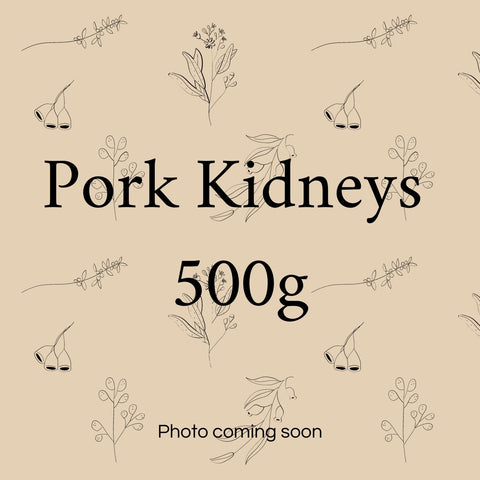 Pork Kidneys | 500g