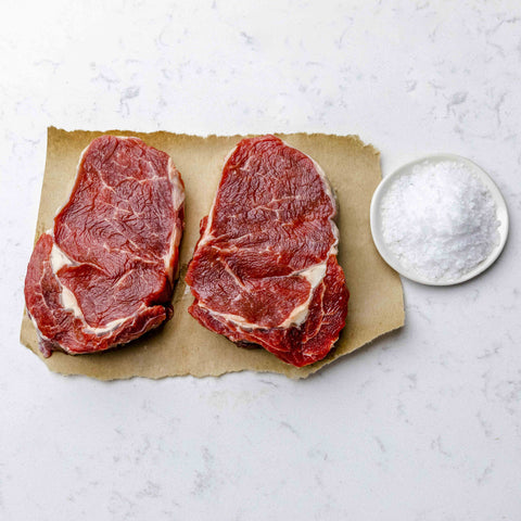 Beef Scotch Fillet Steak. CG 300g