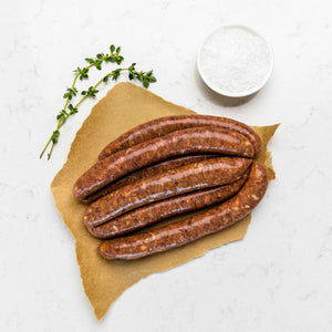 Lamb Rosemary Grain Free Sausages 500g