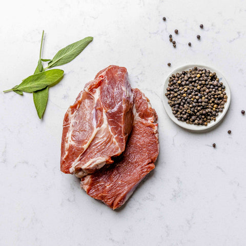 Pork Scotch Fillet Steak 500g