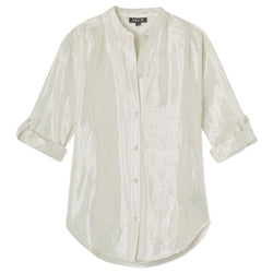 Button Blouse - Ivory
