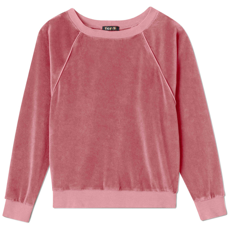 Raglan Top - Fall Desert Rose