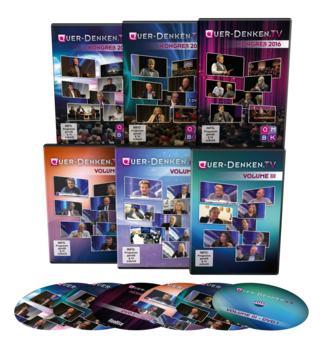 Querdenken Collection (16 DVDs)