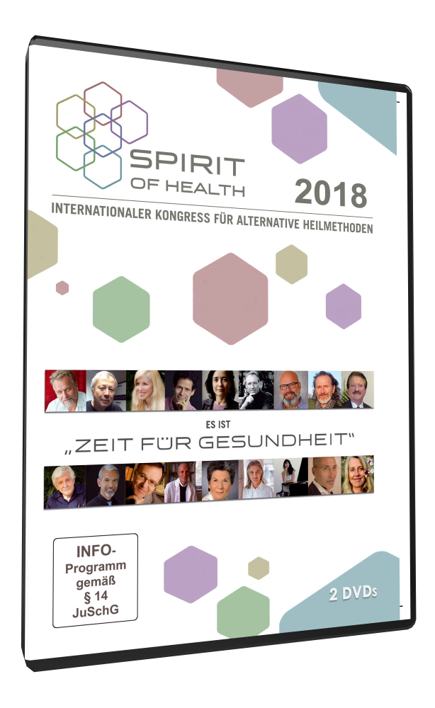 Spirit of Health 2018 (2 DVD)