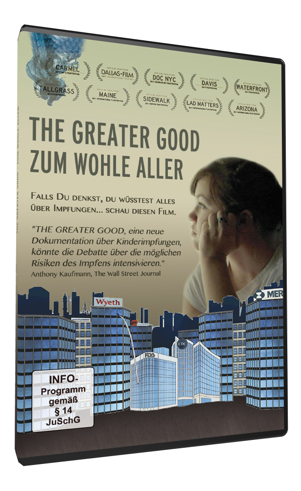 DVD - Zum Wohle Aller – The Greater Good
