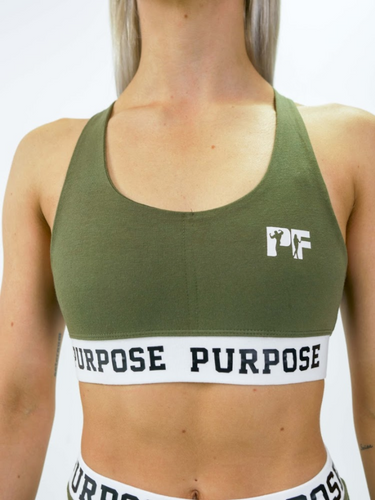 PFW Lounge Soft Touch Bra