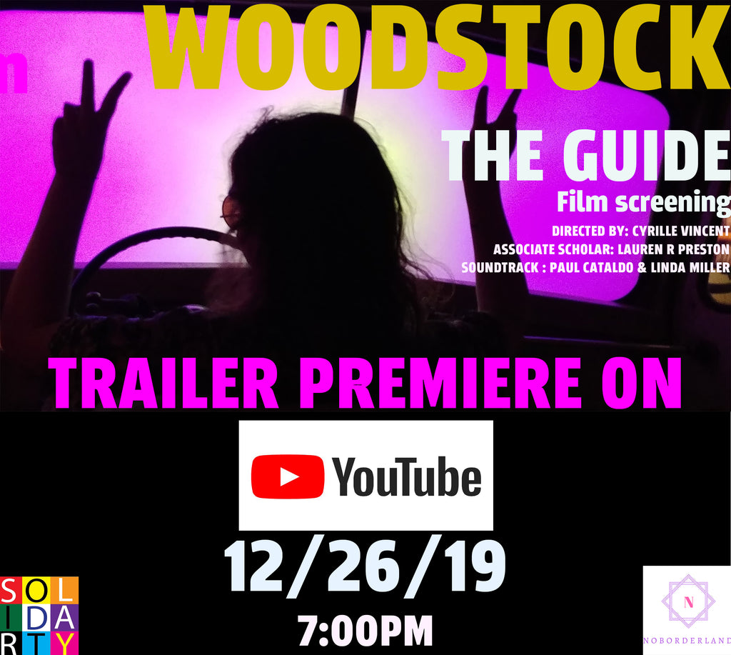 Woodstock The Guide Trailer Release date announced