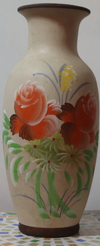 "Flower Vase  ""Lucky You"""