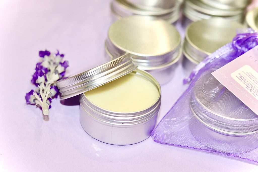 Henna Balm Lavender and Coconut