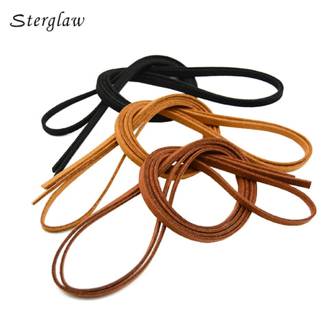 18 Limited Color 150cm New Long Slimming Belts For Women Dresses 2018 Fashion Multicolor Female Leather Belt Straps Ladies J127 - Candid Lady