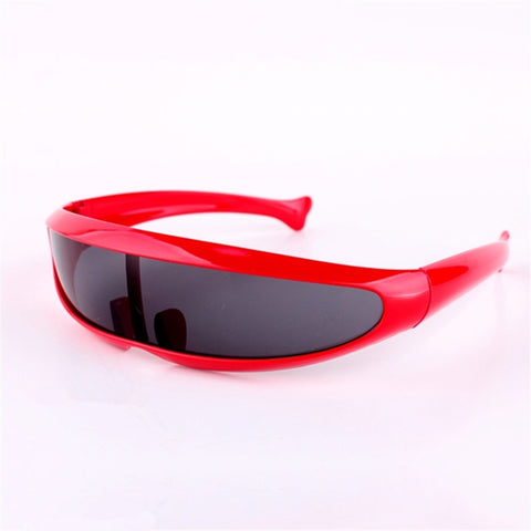 Xmen Men Women Sunglasses X-Men Personality Laser Glasses Cool Robots Sun Glasses Driving Sunglass Goggles