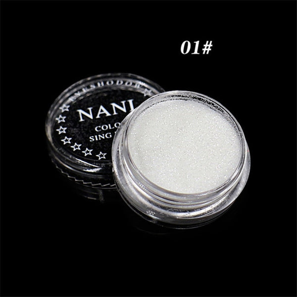 Glitter Eyeshadow 24 Color Glitter Eyes Palette Maquillaje Monochrome Eyes Shimmer Powder Makeup Tool Festival Face Jewels TSLM1