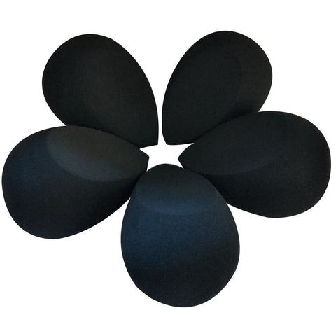 1 Pc Water Drop Shape Cosmetic Puff Makeup Sponge Blending Face Flawless Foundation Cream Blending Cosmetic Powder Puff - Candid Lady