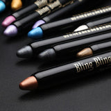 Eye Shadow Stick 1pc Women Highlighter Eyeshadow Pencil Cosmetic Glitter Eye Shadow Pen Hot Sale
