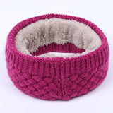 2018 wool Winter Scarf Child For Women Children Boys Scarf Thickened Wool Collar Scarves Girls Neck Scarf Cotton Unisex - Candid Lady