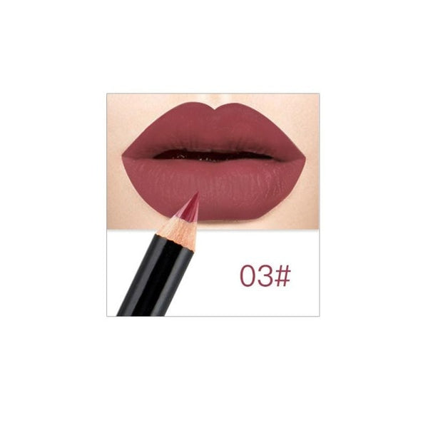 CmaaDu New  6 Color Natural Moisturizing Lipstick Matte Pink Tube Non-stick Cup Long lasting Lip Gloss High Quality TSLM2