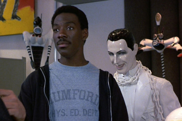 Top 25 graphic t shirts in movies, Beverly Hills Cop