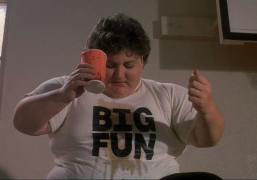 Top 25 graphic t shirts in movies, Heathers
