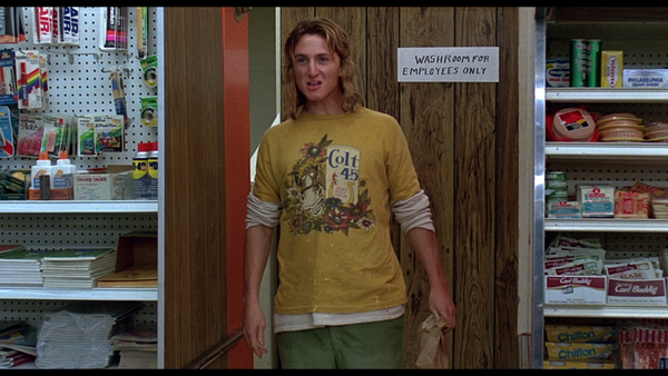 Top 25 graphic t shirts in movies, fast times at ridgemont high