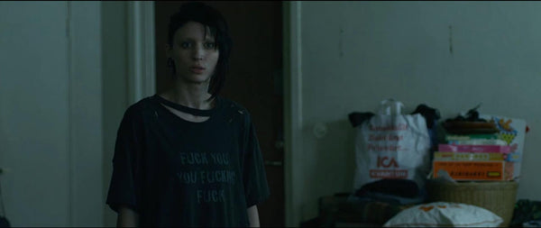 Top 25 graphic t shirts in movies, fuck you you fucking fuck shirt
