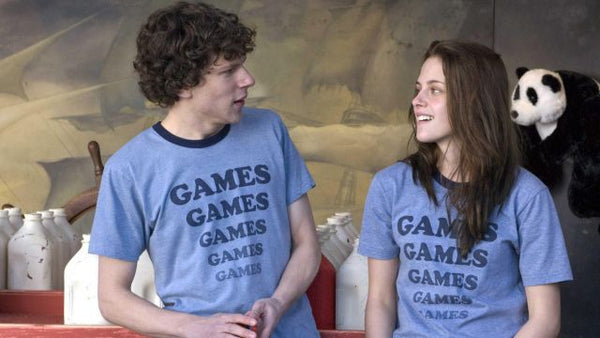 Top 25 graphic t shirts in movies, adventureland