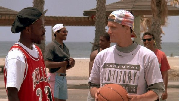 Top 25 graphic t shirts in movies, white men can't jump