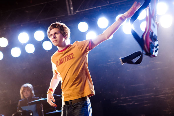 Top 25 graphic t shirts in movies, Scott Pilgrim vs The World