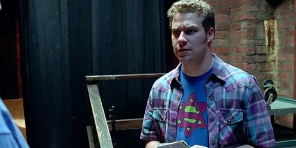 Top 25 graphic t shirts in movies, Funny People