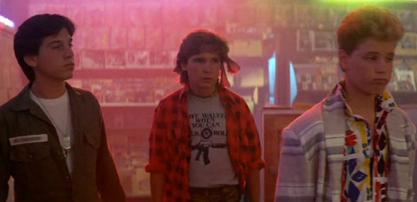 Top 25 graphic t shirts in movies, the lost boys