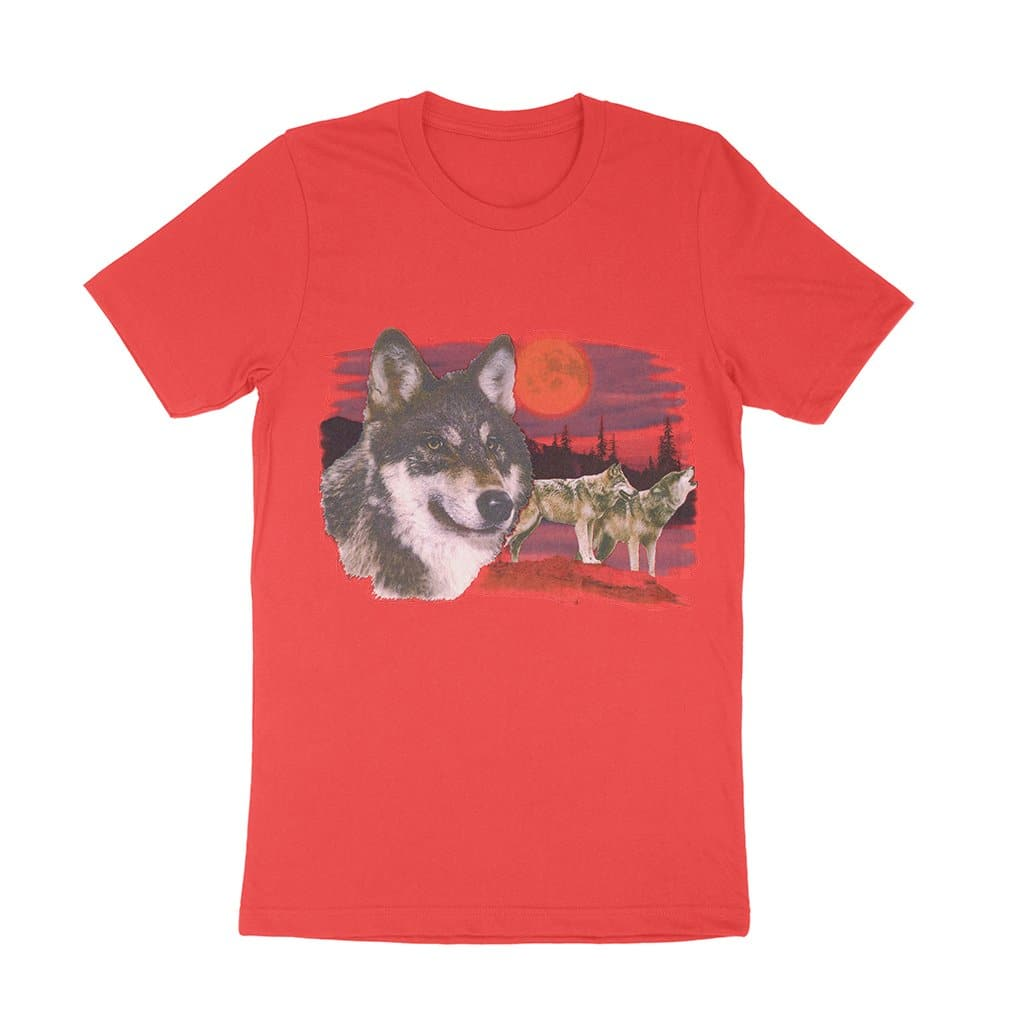Dynamite Duds Napoleon Dynamite Wolfpack wolf t-shirt