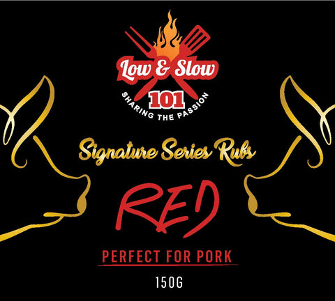 RED Signature Rub