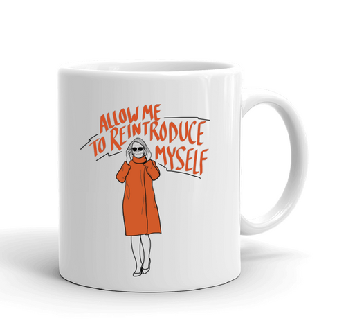 Speaker Pelosi Re-Introduce Myself Mug