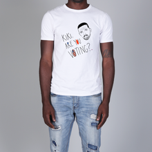 Load image into Gallery viewer, Kiki are you voting T-shirt