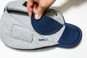 Customizable Orthotics Compatible Slippers