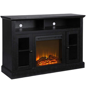 Chicago Electric Fireplace TV Console for TVs up to a 50