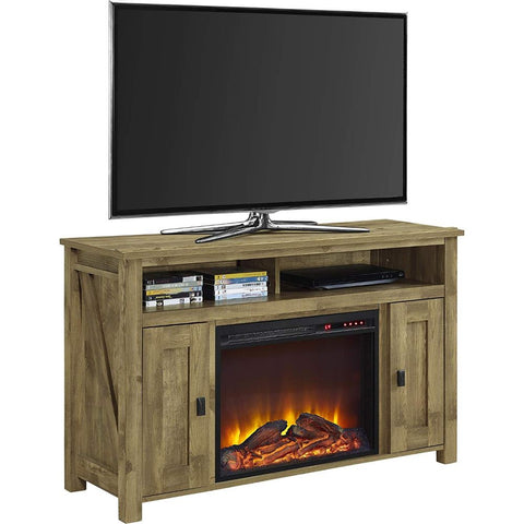 Image of Farmington Electric Fireplace TV Console