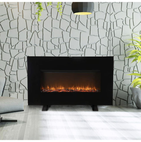 Electrical Fireplace Stove with Heater
