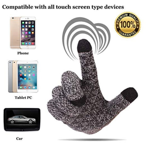 Image of Warm Touchscreen Gloves