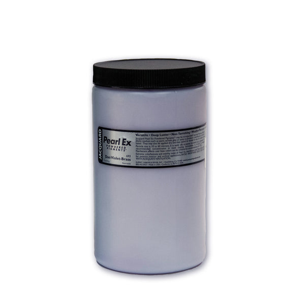 Pearl Ex Powdered Pigments - Size 2 (1 lb)