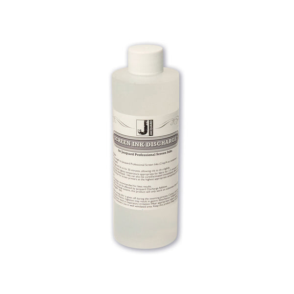 Screen Ink Discharge Additive (8 fl oz)
