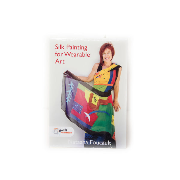 Silk Painting for Wearable Art (DVD)