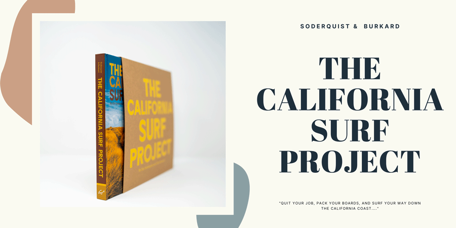 california surf project coffee table book