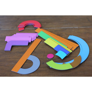 I Can Build Lowercase Letters! (Magnet And Guide)