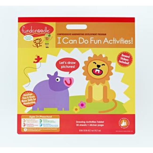 I Can Do Fun Activities Floor Pad