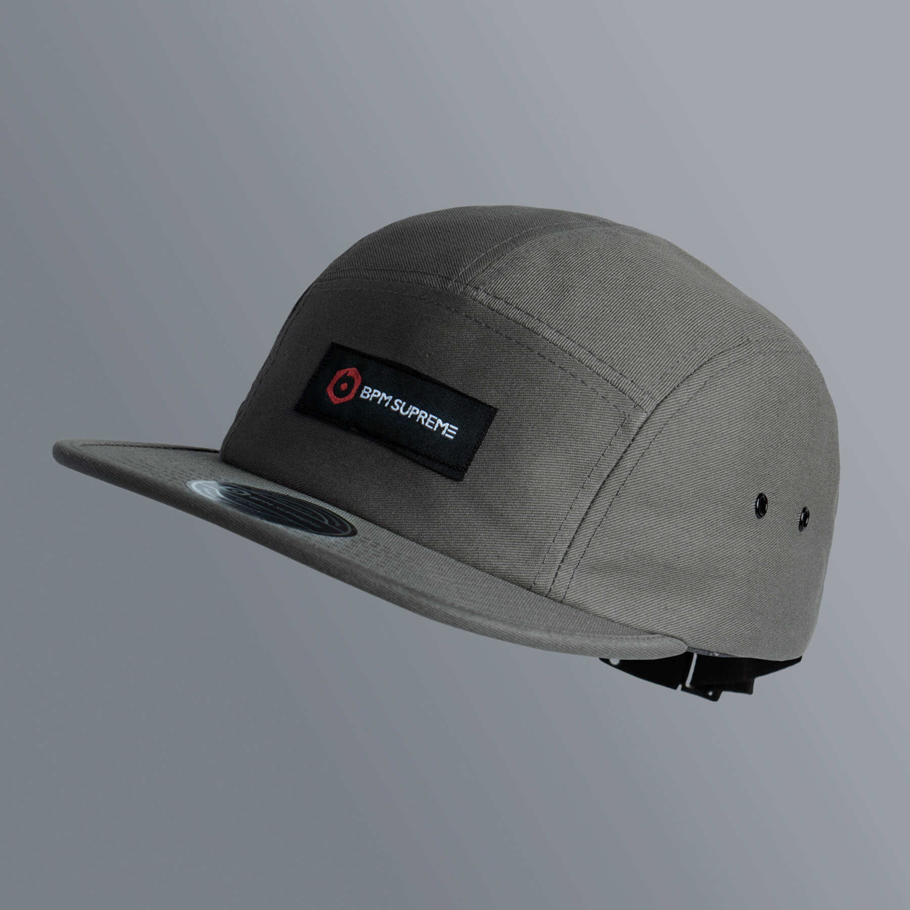 5 Panel Black Label | Gray