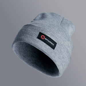 Black Label Beanie | Gray
