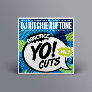 "12"" Practice Yo! Cuts Vol. 2"