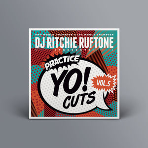 "12"" Practice Yo! Cuts Vol. 5"