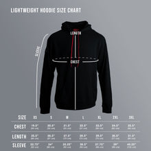 Load image into Gallery viewer, Arch Logo Hoodie | Black